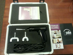 Chiropractic Impulse Adjusting Instrument Neuromechanical Innovations With Dvd