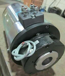 New Other 191 pa 300w Metalrota Srl Electric Motor 48v 76a 2000 Rpm 46161dh