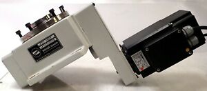 Weiss Tc 150t Electromechanical Rotary Indexing Table 4 Position W Motor Tested