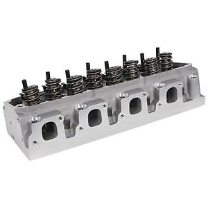 Trickflow Cylinder Heads Sbf 351c M 400 195cc Intake 62cc Chambers 1 550 Valves