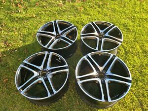 Mercedes Benz Gle43 53 63 Gle350 Coupe 22 Factory Oem Staggered Wheels Rims