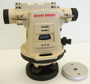 Tripod Adapter For David White Level transit Berger Nwt010