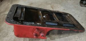 Farmall F20 Tractor Engine Oil Pan Assembly Complete