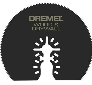Dremel Multi max 2 95 In Oscillating Tool Universal Wood And Drywall Saw Blade