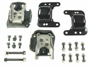 68 72 Chevelle Big Small Block V8 Conversion Kit Motor Mounts Frame Mounts