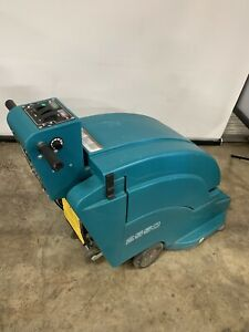 Tennant 2550 Walk Behind Burnisher Floor Scrubber Cleaner Machine