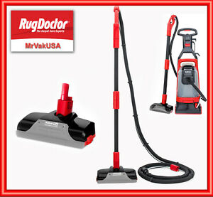 Rug Doctor Pro Deep Pro Motorized Hard Surface Cleaning Head tool W hose