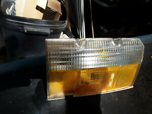 1977 1979 Ford Ltd Rh Parking Light Lens Rh