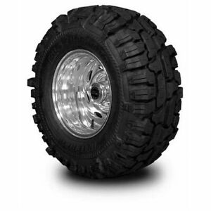 Super Swamper T 342 Tire Thornbird 35x12 50 16 5 All Terrain Mud Terrain
