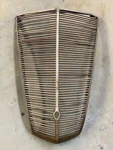 1937 Ford Grill