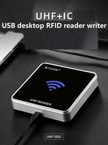 Uhf ic Rfid Reader For Access Control System Integrated Reader Writer Usb Output