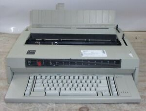 Ibm Wheelwriter 3 674x Electric Typewriter See Notes
