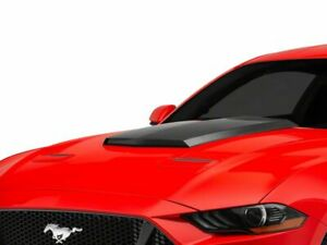 Mp Concepts Hood Scoop With Chase Led Fits Ford Mustang 2018 2020 Gt Ecoboost