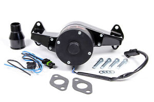 Proform 141 674 Electric Water Pump Kit In Black Fits Big Block Chevy Engines