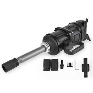 Vevor 4280 Ft lbs Air Impact Wrench 1 Drive Pneumatic Wrench 8 Extended Anvil