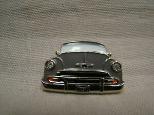 Gray 1952 Chevy Hat Pin 52 Convertible Hat Pin 52 Wagon Hat Pin Sedan Pin Grey