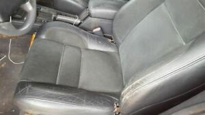 Front And 2nd Row Seats Need Refurbishing Oem 1996 Volvo 850 Type R