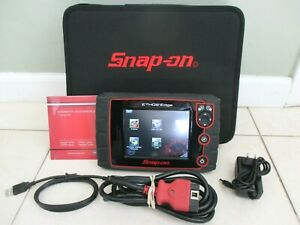 Snap On Ethos Edge Full Function Diagnostic Scanner 80s 2020 Nice