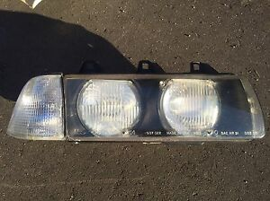 Bmw E36 M3 Oem Projector Ellipsoid Headlights Coupe Bmw Made Usa Right Left Pair