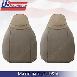 For 2000 2002 Ford Ranger Xl Xlt Sport Top Cloth Tan Seat Cover Fits 1993 1999