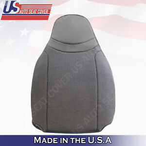 2000 2002 Ford Ranger Xl Xlt Passenger Top Cloth Seat Cover In Gray