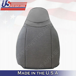 2000 2001 2002 Ford Ranger Xl Xlt Driver Top Cloth Seat Cover In Gray