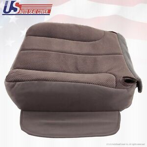 2003 2005 Dodge Ram 1500 2500 3500 Slt Driver Side Bottom Cloth Seat Cover Tan
