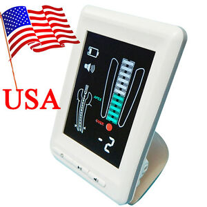 Usa Super Dental Endodontic Apex Locator Finder Root Canal Endo Color Lcd Screen