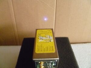 Coherent Cube 408nm 50mw 90mw Max Laser Head Only