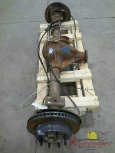 2008 Ford E150 Van Rear Axle Assembly 3 73 Ratio Lock