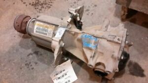 2011 Ford Explorer Rear Axle Differential