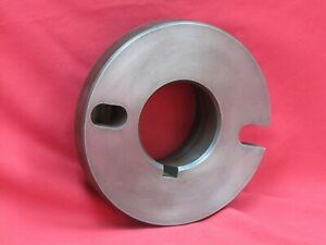 Lathe Dog Drive Plate L 1 Taper Spindle 8 Dia Perfect Condition