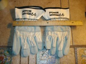 Welding Gloves Leather One Pair North 66 New 9