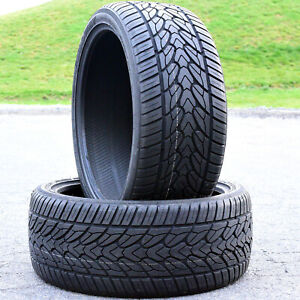 2 New Fullway Max Plus 99 305 35r24 112v Xl As A S Performance Tires