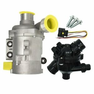 Fit Bmw 328i 525i X3x5 2 0l3 0l 06 12 Electric Water Pump Thermostat 11517586925