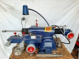Ammco 4000 Brake Lathe Rotors Drum Lathe With Tooling Private Owner