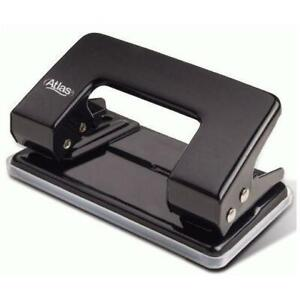 Two Hole Punch Puncher Medium Meatal Office Stationary 2 Paper Hole Punch 80mm