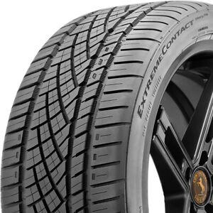 4 Continental Extremecontact Dws 06 245 35r19 93y Zr Xl A S Performance Tires