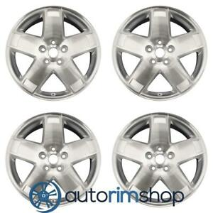 Dodge Charger Magnum 2005 2007 18 Factory Oem Wheels Rims Set Ouq68trmaa
