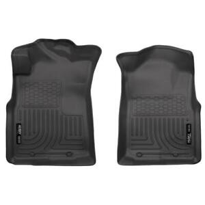 Husky Liners 2005 2015 Toyota Tacoma Weatherbeater Front Floor Mats 13941