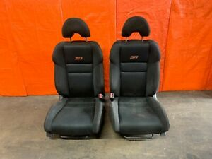 06 11 Honda Civic Si 2d Coupe Front Seat Set Seats Left And Right Factory Oem