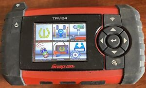 Snap On Tpms4 Tire Pressure Sensor Monitoring System tpms Tool