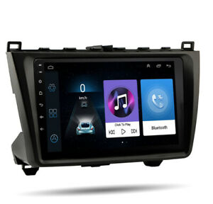 For 2008 2012 Mazda 6 Android 9 1 9 Car Radio Stereo Gps Player Fm Multimedia