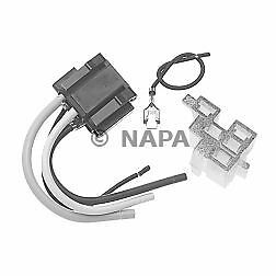 Ignition Switch Connector 4wd Napa Echlin Parts Ech Sc6520