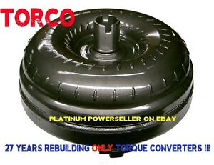 2300 2600 High Stall 4l60e 4l65e 300mm Torque Converter 1998 Up Tmbx Tlbx Vjcx