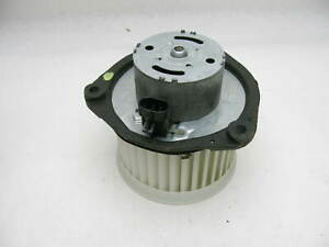 Oem Gm Acdelco 15 8681 Blower Motor With Impeller