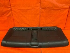 02 06 Acura Rsx Type S Base Black Leather Lower Seat Cushion Oem Factory