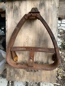 1928 1929 1930 Ish Chevrolet Spare Tire Mount And Tail Light Bracket Rat Rod