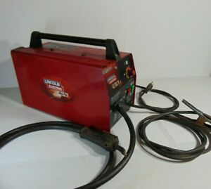 Lincoln Electric 10949 Weld pak Hd Wire feed Welder 02 l271697b Free Shipping