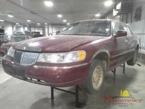 1998 Lincoln Town Car Engine Motor Vin W 4 6l